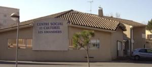 Centre Social des Amandiers à Aix en Provence