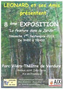 Affiche_La_Peinture_dans_le_Jardin_2013