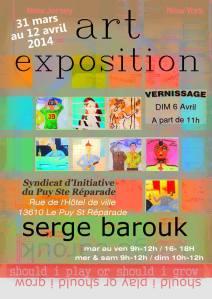 SERGE BAROUK