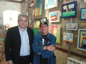 Mr David CIOT et Serge BAROUK