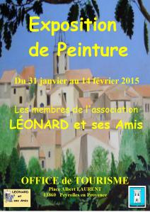Affiche PEYROLLES-2