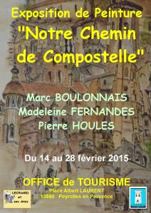 Affiche_Compostelle_Peyrolles