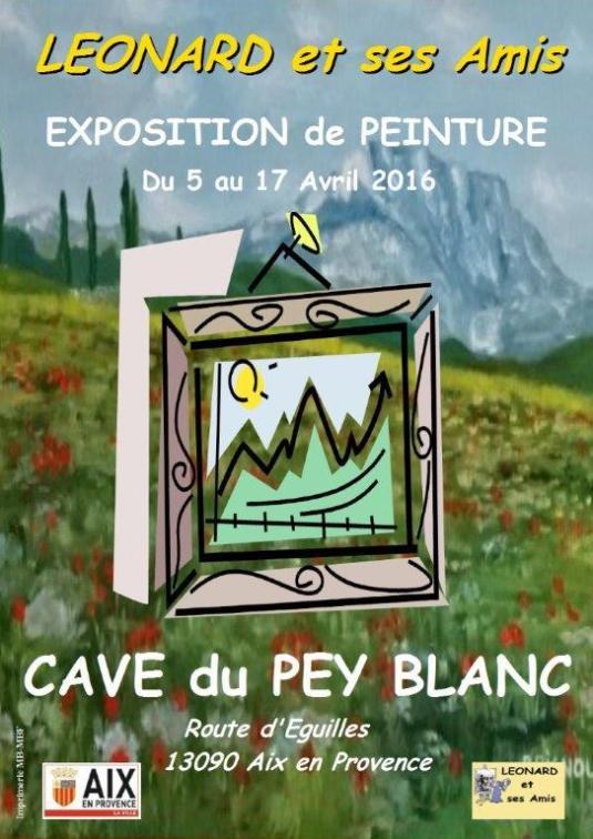 Affiche Pey Blanc (1)