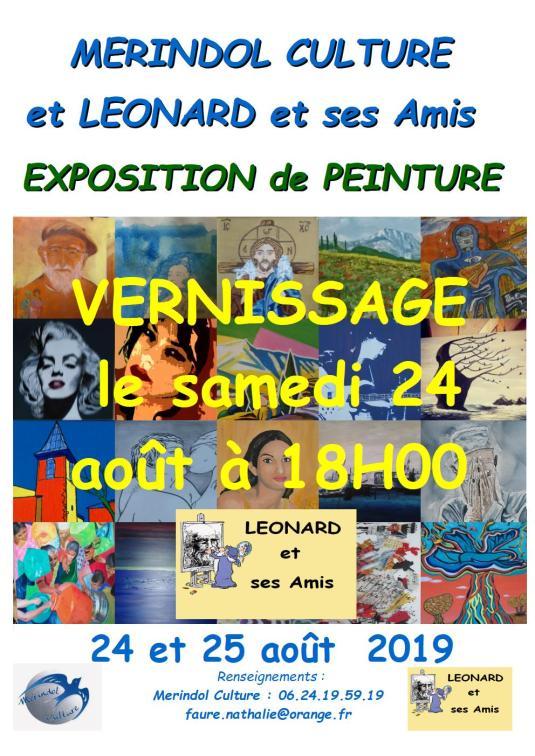 Invitation Mérindol
